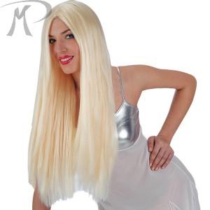 Parrucca Bionda lunghissima in busta