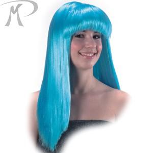 Parrucca Cosmic girl azzurra Prezzo 13,80 €