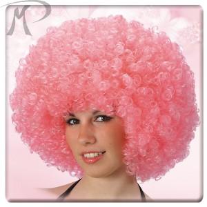 Parrucca Ricciolona rosa (gr.150 ca.) Prezzo 12,40 €
