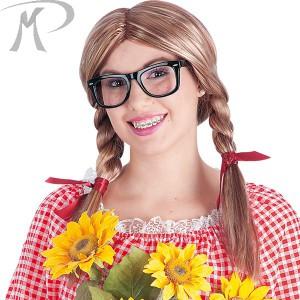 Parrucca Patty con occhiali Prezzo 12,40 €