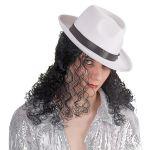 Parrucca Michael Jackson