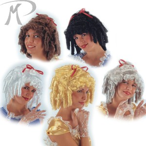 Parrucca Principessa colori assortiti Prezzo 18,10 €