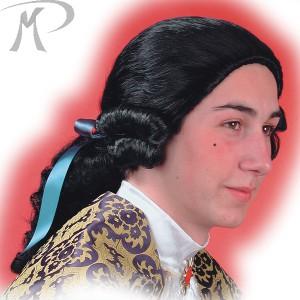 Parrucca Cavaliere nero Prezzo 24,40 €