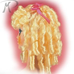 Parrucca Bionda con boccoli Prezzo 23,80 €