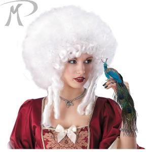 Parrucca Pomposa bianca Prezzo 18,70 €