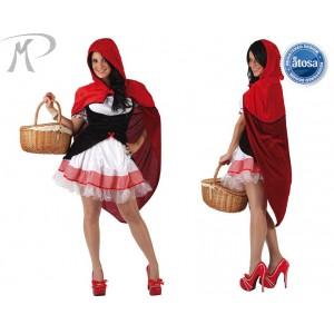 Costumi Carnevale adulto | CAPPUCCETTO ROSSO Prezzo 27,40 €