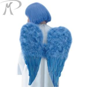 ALI ANGELO IN PIUMA AZZURRA H.CM. 65X55 Prezzo 14,90 €