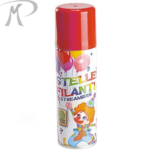 STELLE FILANTI SPRAY ROSSE ML.83 Prezzo 3,90 €