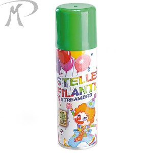 STELLE FILANTI SPRAY VERDI ML.83 Prezzo 3,90 €