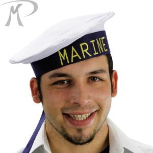 CAPPELLO MARINAIO IN TESSUTO Prezzo 5,10 €