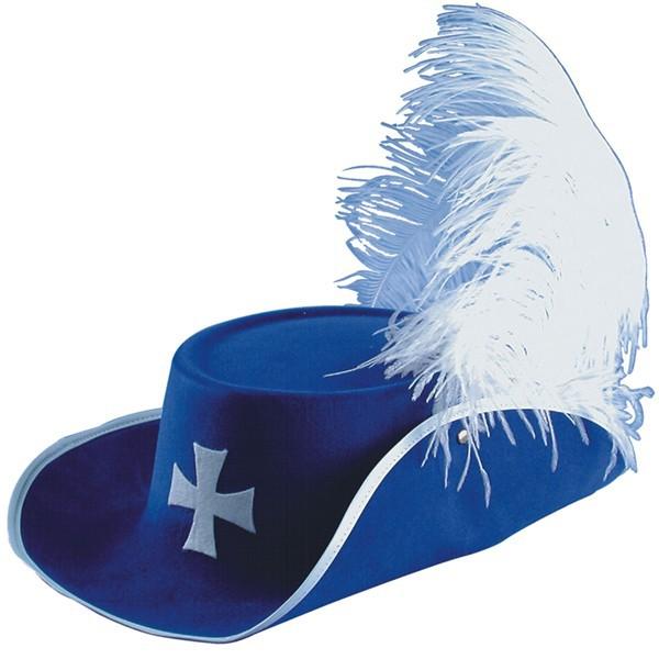 Как сделать шляпа мушкетера