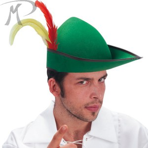 CAPPELLO FOLLETTO VERDE Prezzo 8,10 €