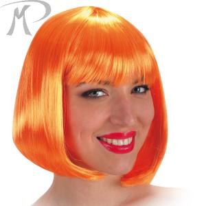 Parrucca arancione