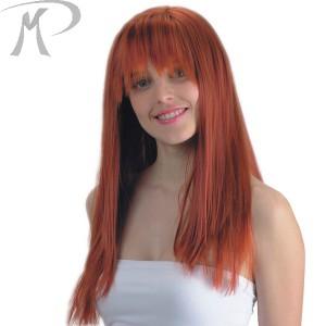 PARRUCCA WINTER GIRL RAMATA (LUNGA EFFETTO NATURALE) Prezzo 16,60 €