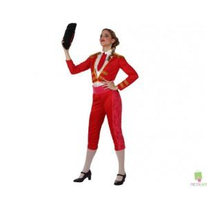 Costumi Carnevale adulto | COSTUME TORERA Prezzo 29,30 €