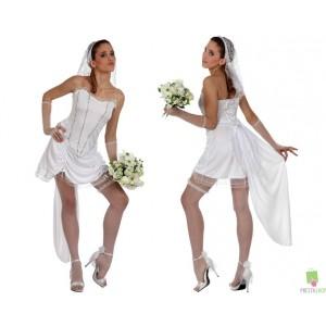 Costumi Carnevale adulto | SPOSA SEXY Prezzo 25,90 €