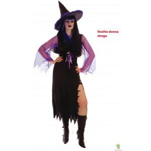 Costumi Carnevale adulto | STREGA NERA Prezzo 22,00 €