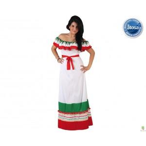 Costumi Carnevale adulto | COSTUME MESSICANA Prezzo 26,90 €
