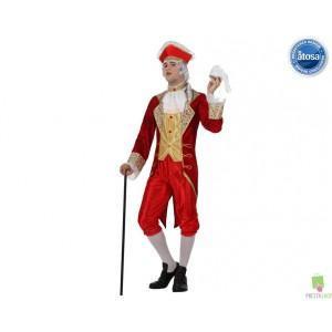 Costumi carnevale Uomo | COSTUME CORTIGIANO Prezzo 41,40 €