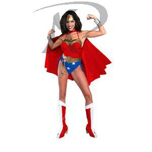 COSTUME WONDER WOMAN Prezzo 103,90 €