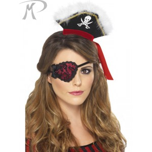 BENDA PIRATESSA IN PIZZO Prezzo 2,20 €