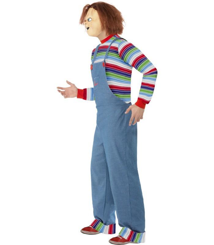 Chucky Vestito Bambino Da Da Chucky Bambino Bambino Chucky Vestito Da Bambino Vestito 08vnmNw