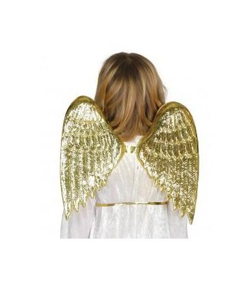 ALI DA ANGELO ORO IN PLASTICA L.CM.45 Prezzo 3,90 €