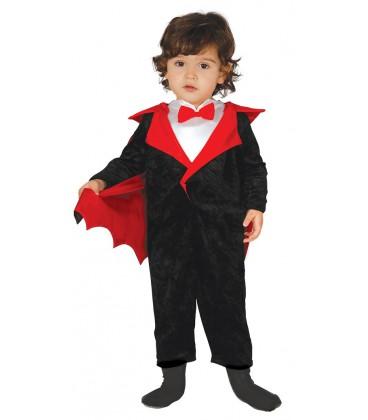 Costumi Carnevale Bambini | COSTUME BABY DRACULA 12/24 MESI Prezzo 17,70 €