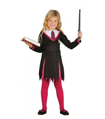 Costumi Carnevale Bambini | COSTUME STUDENTESSA DI MAGIA 5/6 ANNI Prezzo 15,30 €