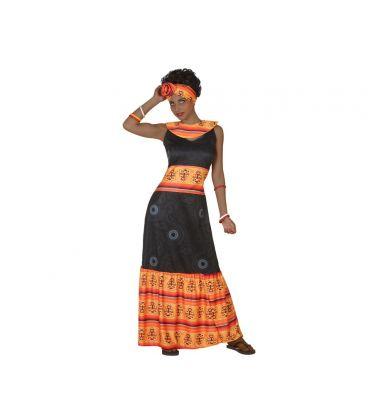 Costumi carnevale Donna   COSTUME AFRICANA Prezzo 31,90 €