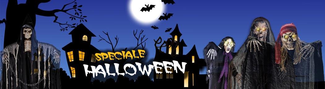 Costumi, vestiti e travestimenti uomo e donna di halloween