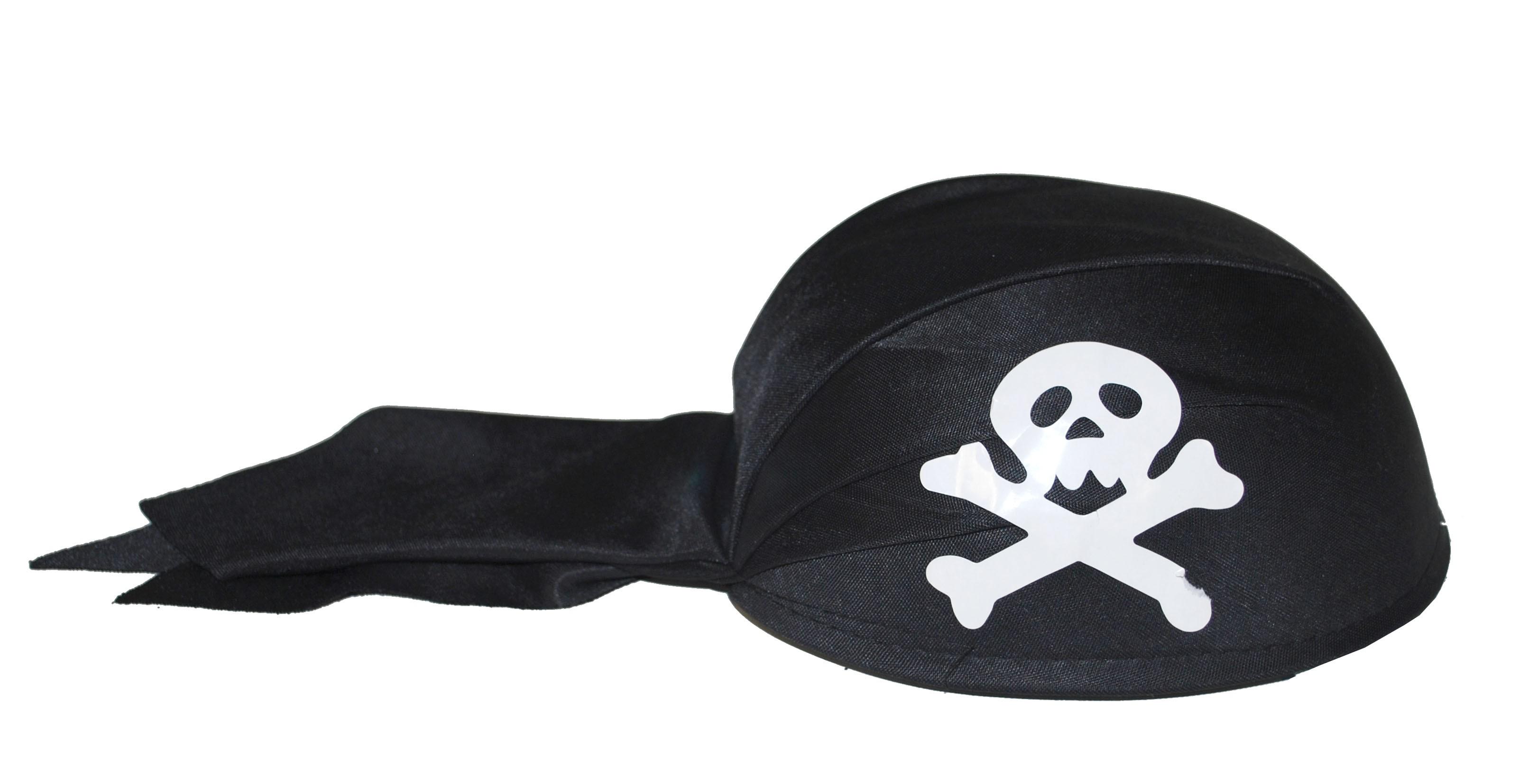 Бандана пирата своими руками 8