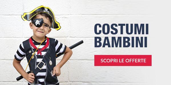 meglio nuovo massimo rilasciare informazioni su Costumi, vestiti e maschere di carnevale e Halloween - Pelatelli